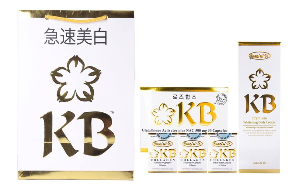 KB BEAUTY PACK 3 MONTHS SUPPLY